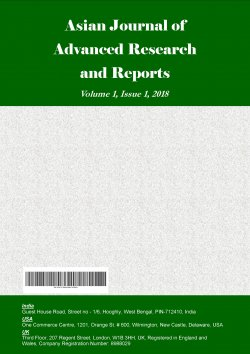 Asian Journal of Advanced Research and Reports
