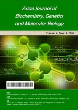 Asian Journal of Biochemistry, Genetics and Molecular Biology