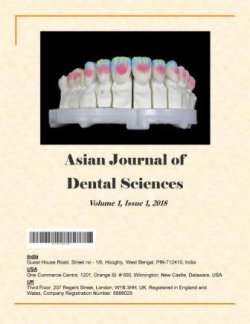 Asian Journal of Dental Sciences