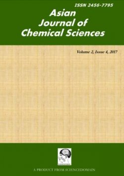 Asian Journal of Chemical Sciences