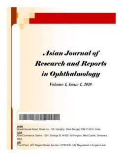 Asian Journal of Research and Reports in Ophthalmology