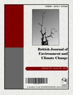 British Journal of Environment and Climate Change
