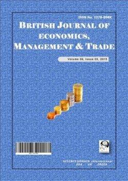 British Journal of Economics, Management & Trade
