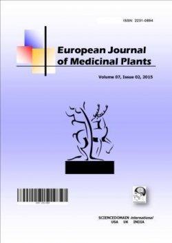 European Journal of Medicinal Plants