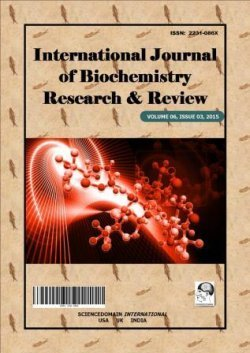 International Journal of Biochemistry Research & Review
