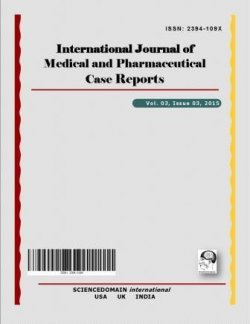 International Journal of Medical and Pharmaceutical Case Reports