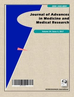 Journal of Advances in Medicine and Medical Research